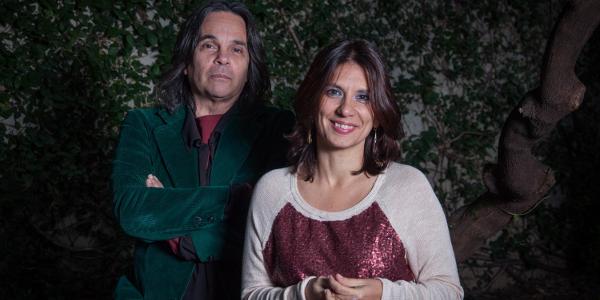 Fernanda Morello y Guillo Espel presentan su nuevo CD.
