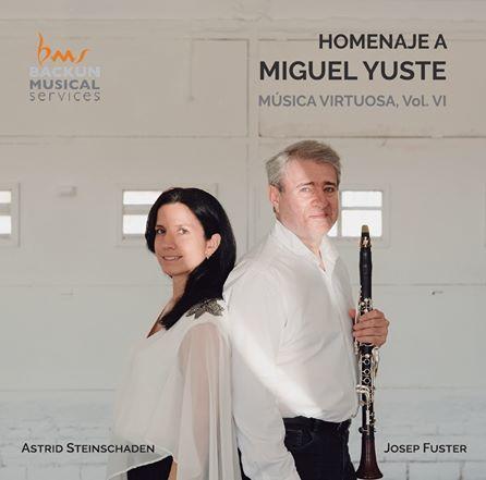 Música Virtuosa Volumen 6, homenaje al compositor gaditano Miguel Yuste