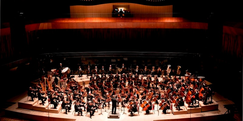 Imagen de Sinfónica Nacional en el CCK
