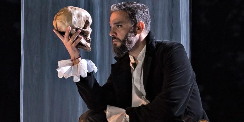 """Imagen de """"Hamlet"""" a la francesa"""
