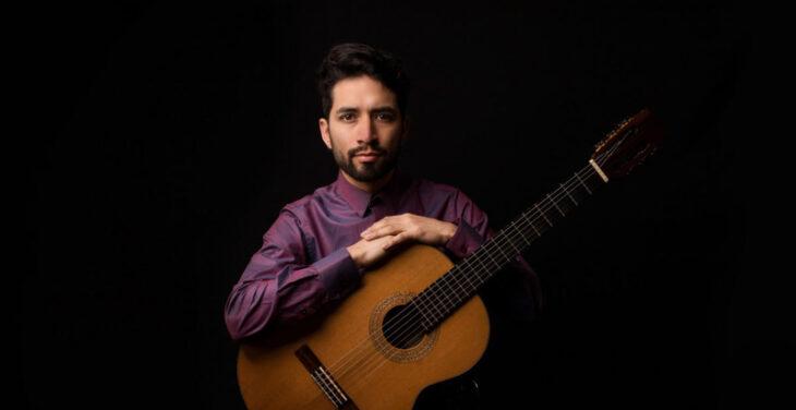Imagen de Música ecuatoriana en la Usina del Arte. Entrevista a Joaquín Vaca
