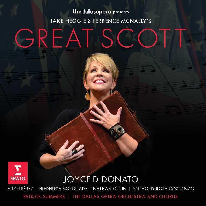 Imagen de Joyce Didonato protagoniza la grabación en directo de una ópera escrita para ella