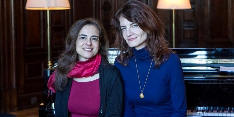 Imagen de Nada reemplaza la experiencia de ver algo en vivo. Entrevista a Karin Lechner y Annie Dutoit.