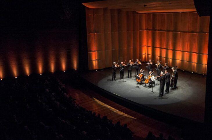 Imagen de Nuova Harmonia con dos conciertos innovadores