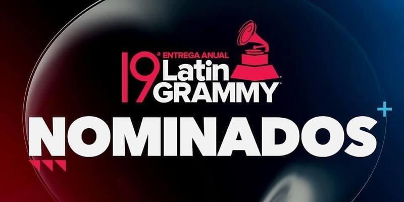 Imagen de Nominaciones de la 19ª edición del Latin GRAMMY