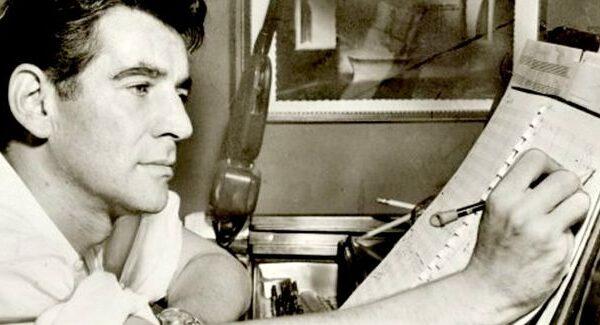 """Leonard Bernstein: """"La música puede dar nombre a lo innombrable y comunicar lo desconocido"""""""