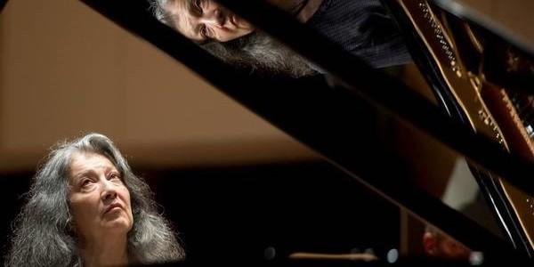 Imagen de El concierto de Zubin Mehta y Martha Argerich en vivo por streaming