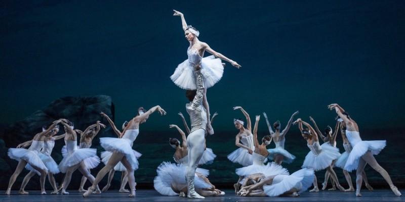Imagen de Cuatro Ballets cortos en el Teatro Colón