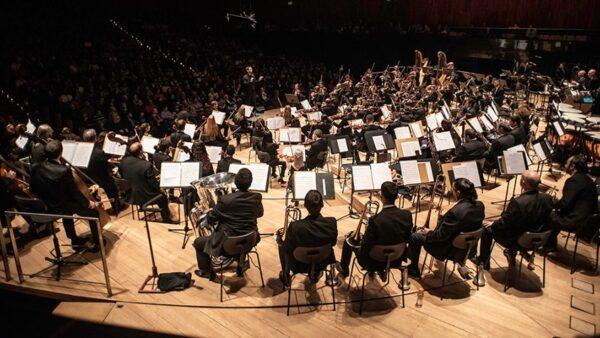 Buenos conciertos de orquestas argentinas
