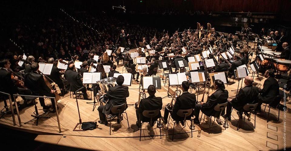 Imagen de Buenos conciertos de orquestas argentinas