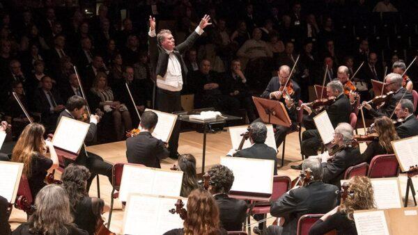 Orquesta Sinfónica Nacional, regreso con gloria