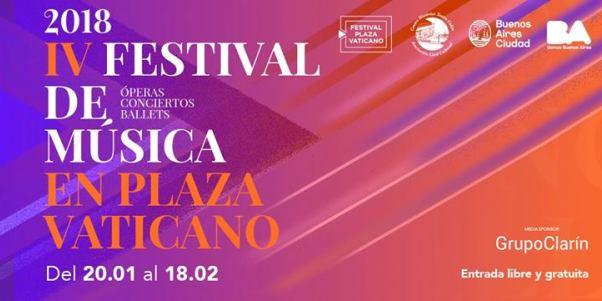 Imagen de IV Festival de Música en Plaza Vaticano