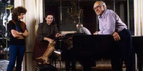 Imagen de Los compositores y sus mascotas