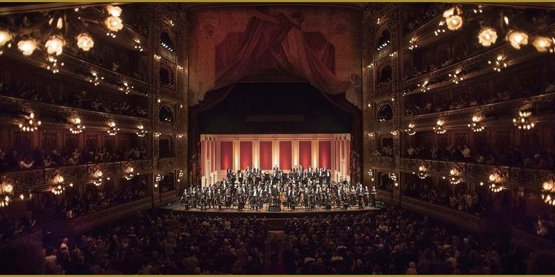 Imagen de Un debut conmovedor de la prestigiosa London Symphony Orchestra en el Teatro Colón