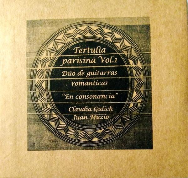 Imagen de Tertulia Parisina por el Dúo Consonancias