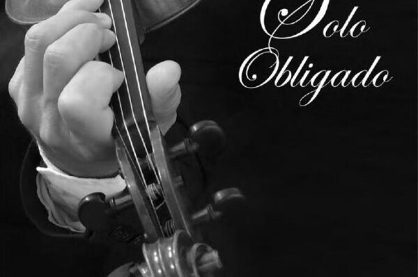 Solo obligado, música argentina para violín por Sebastián Masci