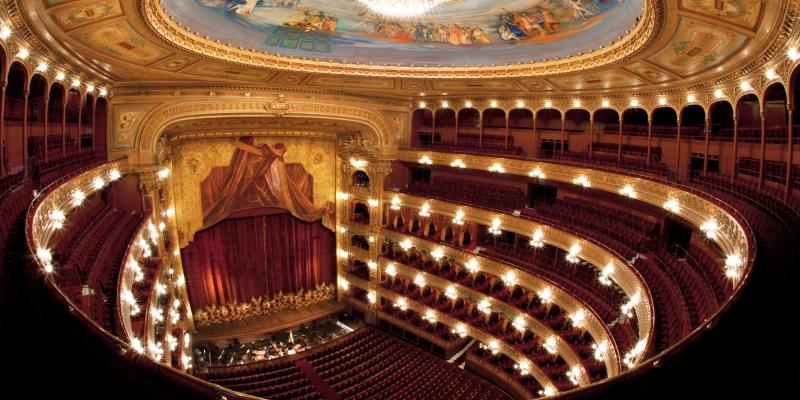 Imagen de El Teatro Colón