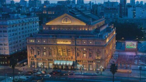 Aniversario del Teatro Colón con propuestas digitales