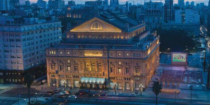 Imagen de Comunicado del Teatro Colón: Sigamos juntos