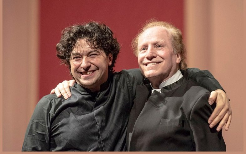 Imagen de La Filarmónica por dos y Rossini Sacro