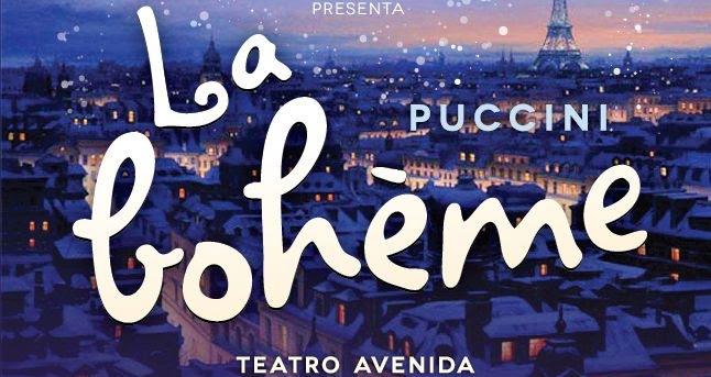 Imagen de La bohème por Buenos Aires Lírica