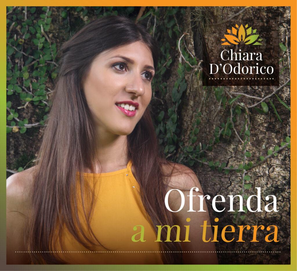 """""""Ofrenda a mi tierra"""" un homenaje a la música paraguaya. Por la pianista Chiara D´Odorico"""