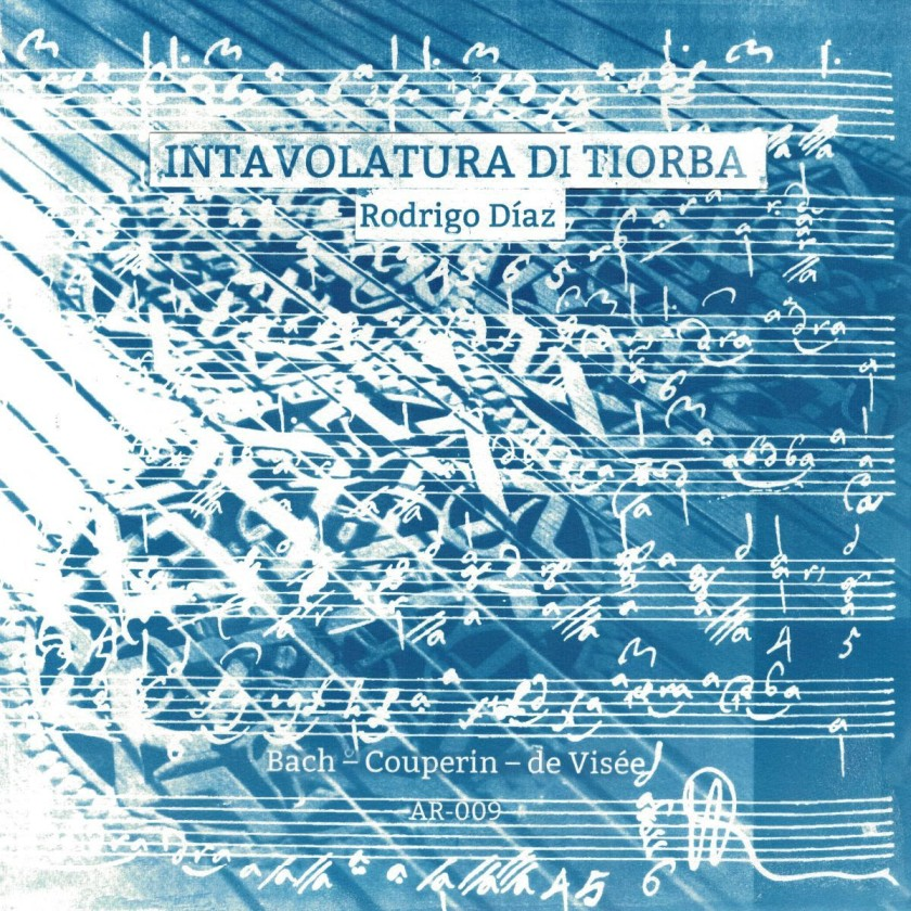 El hechizo de la tiorba, el nuevo disco de Rodrigo Díaz
