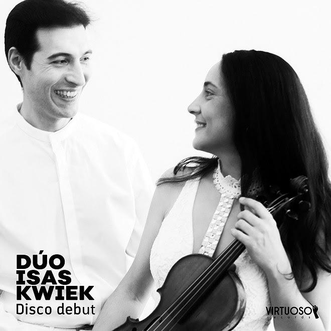 El dúo Isas-Kwiek y un excelente disco debut