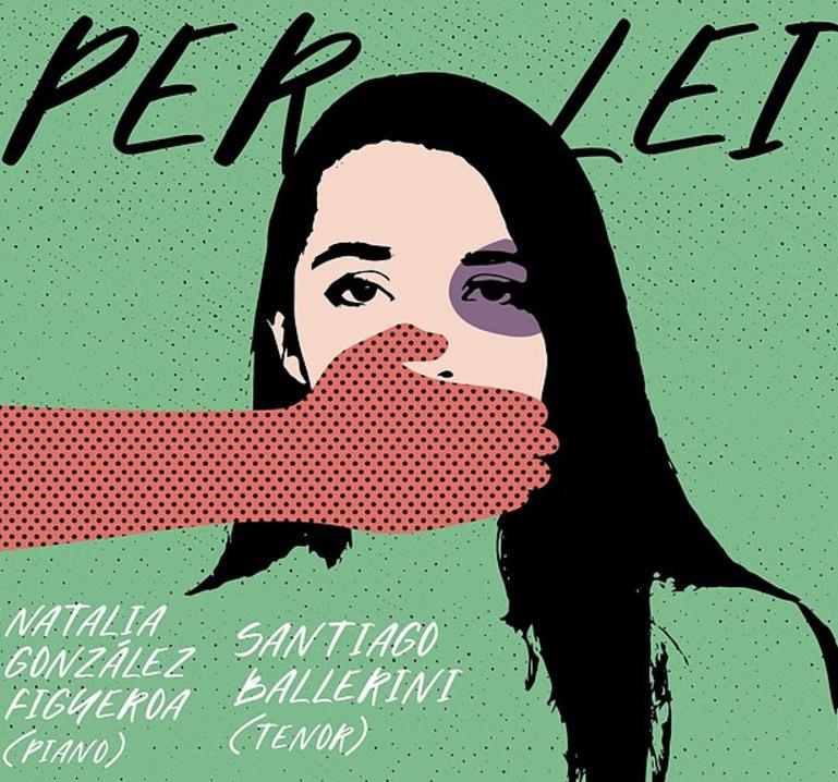 Per Lei, el nuevo disco de Natalia González Figueroa y Santiago Ballerini con la mujer como eje
