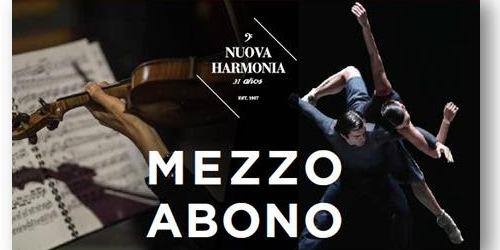 Imagen de Nuova Harmonia lanza Mezzo Abono y Mezzo Abono Joven