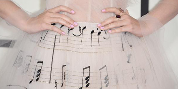 Cuando la música clásica llega a la pasarela