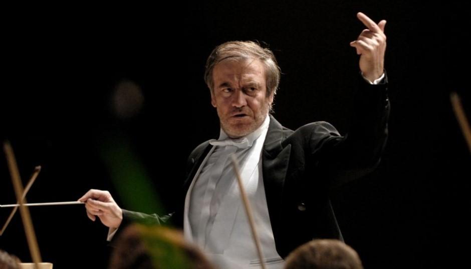 Imagen de Gran concierto de Valery Gergiev Auditorio Nacional de Madrid